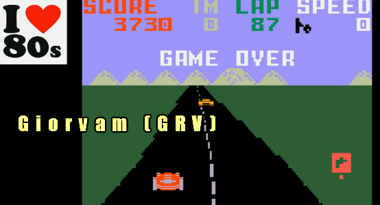 Giorvam: Pole Position: Madison 500 Track (Intellivision Emulated) 3,730 points on 2018-02-08 07:38:54