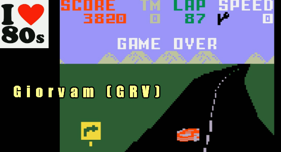 Giorvam: Pole Position: Monaco GP Track (Intellivision Emulated) 3,820 points on 2018-02-08 07:43:30