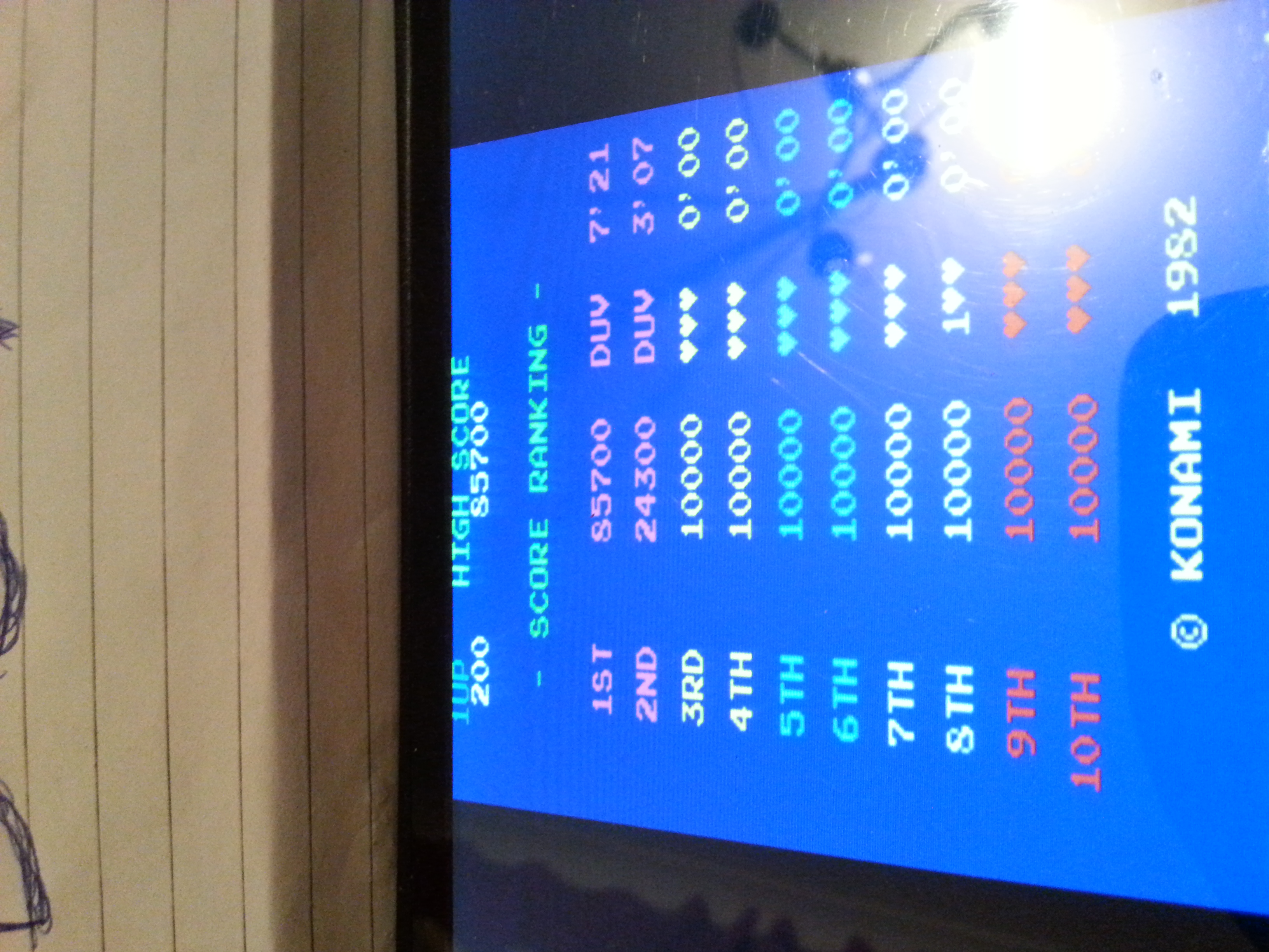 dovey: Pooyan (Arcade Emulated / M.A.M.E.) 85,700 points on 2015-09-04 15:45:11