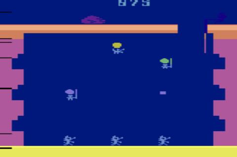 GAMES: Pooyan (Atari 2600 Novice/B) 875 points on 2019-12-29 08:47:41