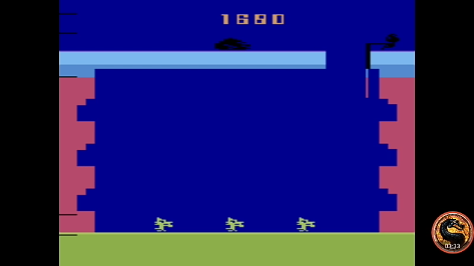 omargeddon: Pooyan (Atari 2600 Emulated Expert/A Mode) 1,680 points on 2019-08-16 09:40:56