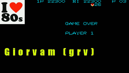 Giorvam: Pooyan (Casio PV-1000 Emulated) 22,300 points on 2018-01-06 10:34:49