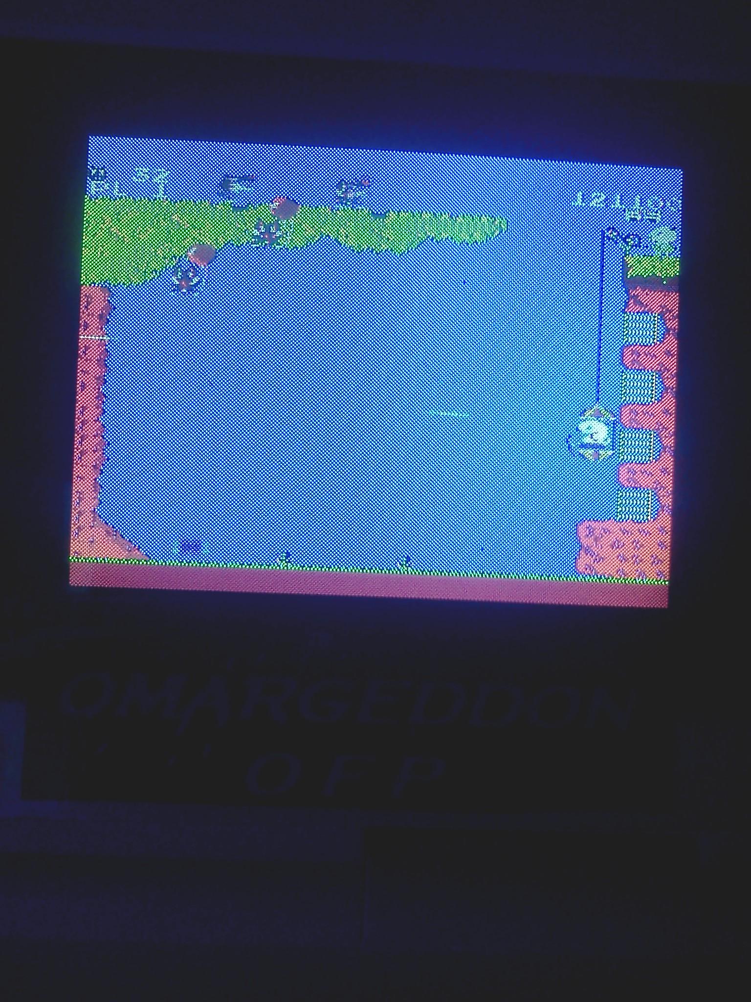 omargeddon: Pooyan (NES/Famicom Emulated) 121,100 points on 2016-07-29 01:20:01
