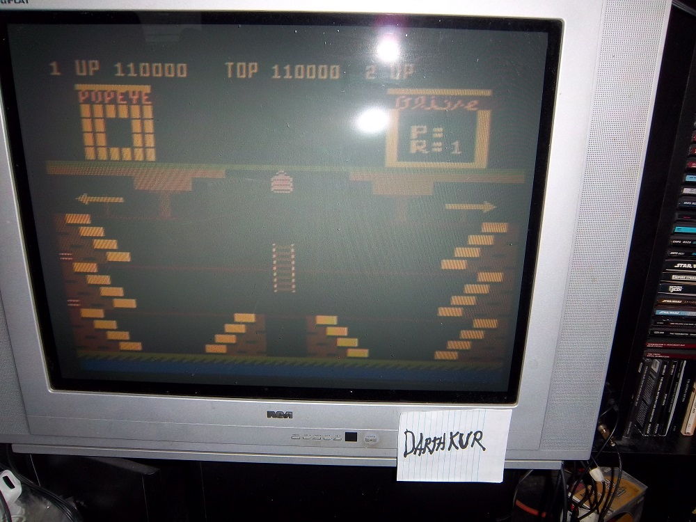 darthkur: Popeye (Atari 400/800/XL/XE) 110,000 points on 2016-04-12 10:51:54