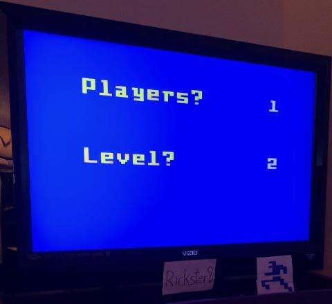 Rickster8: Popeye: Level 2 (Intellivision Emulated) 50,800 points on 2021-02-24 20:30:15