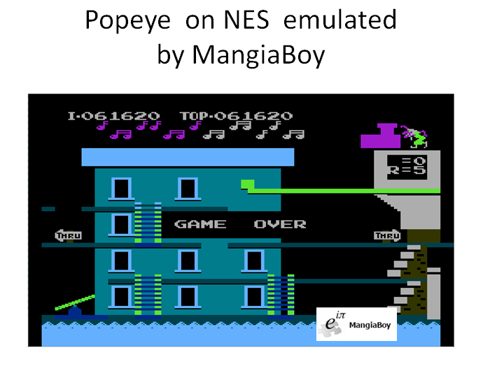 MangiaBoy: Popeye (NES/Famicom Emulated) 61,620 points on 2016-04-07 15:42:37