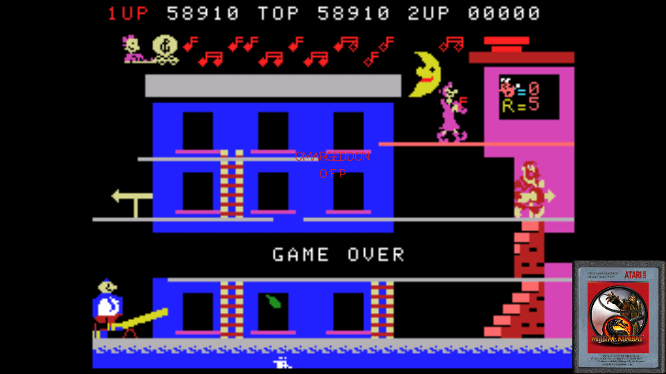 omargeddon: Popeye: Skill 1 (Colecovision Emulated) 58,910 points on 2017-02-08 23:43:58