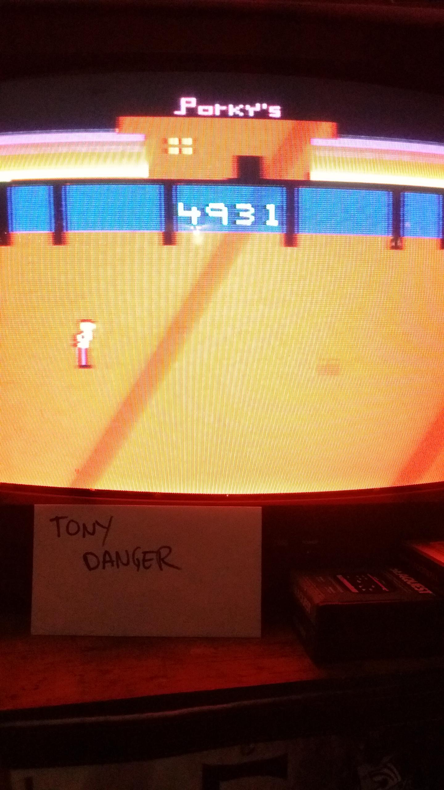 TonyDanger: Porky