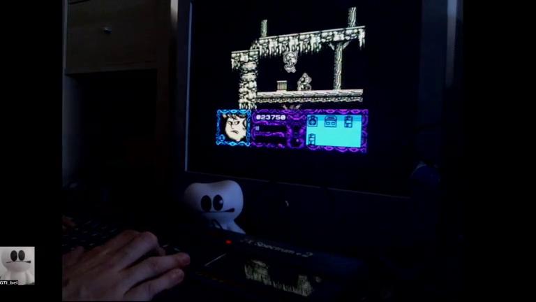 GTibel: Potsworth & Co. (ZX Spectrum) 23,750 points on 2017-11-26 02:58:36