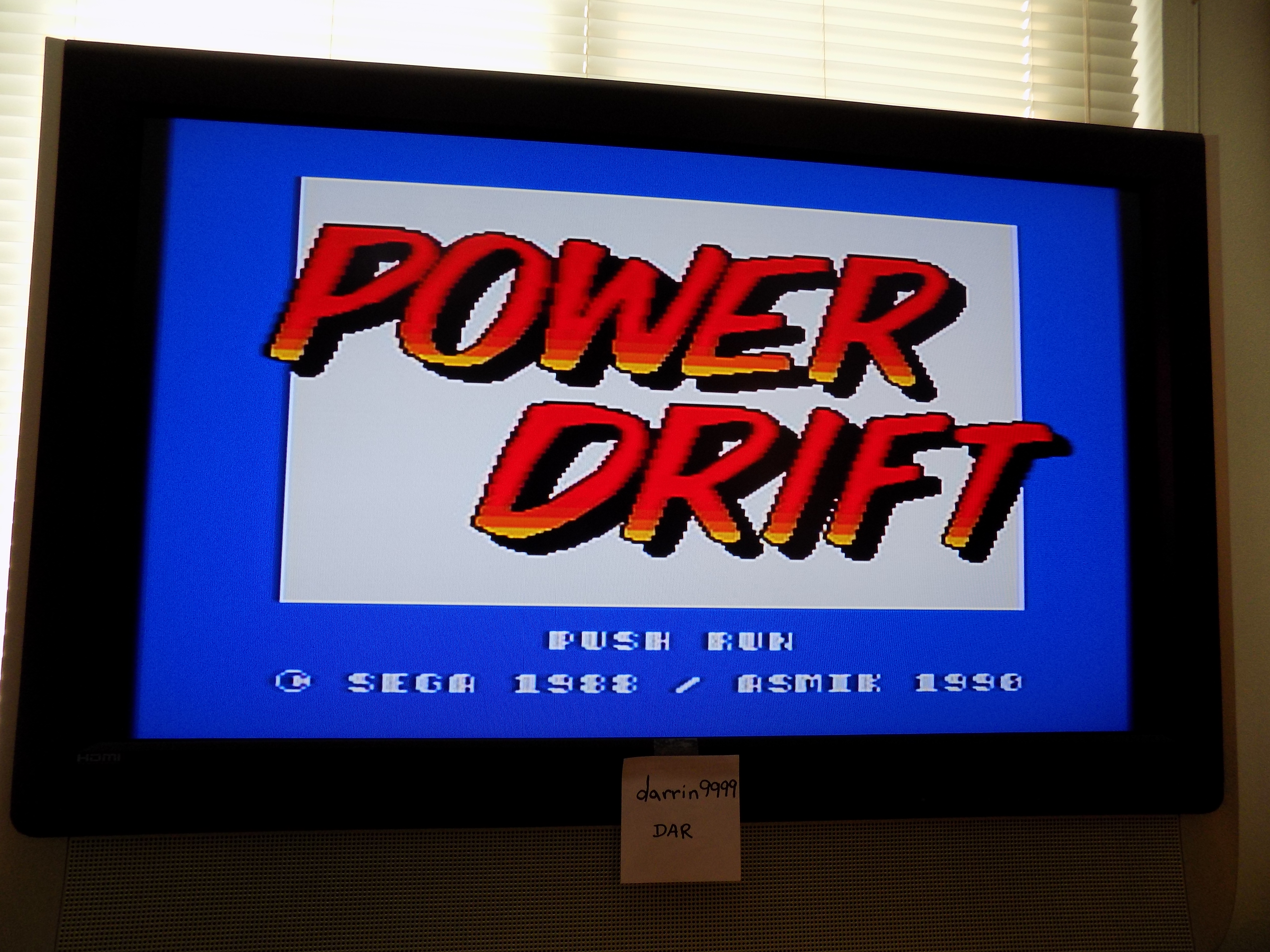 darrin9999: Power Drift (TurboGrafx-16/PC Engine) 100,450 points on 2017-06-08 16:15:10