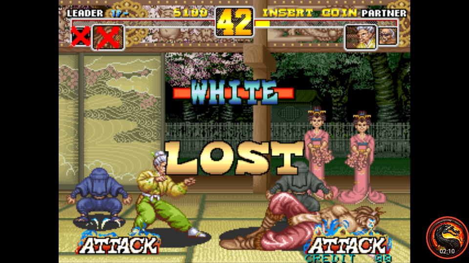 omargeddon: Power Instinct Legends (Arcade Emulated / M.A.M.E.) 5,100 points on 2020-09-30 01:10:25