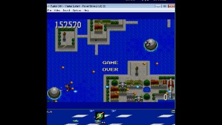 S.BAZ: Power Strike II (Sega Master System Emulated) 157,570 points on 2019-11-19 14:53:32