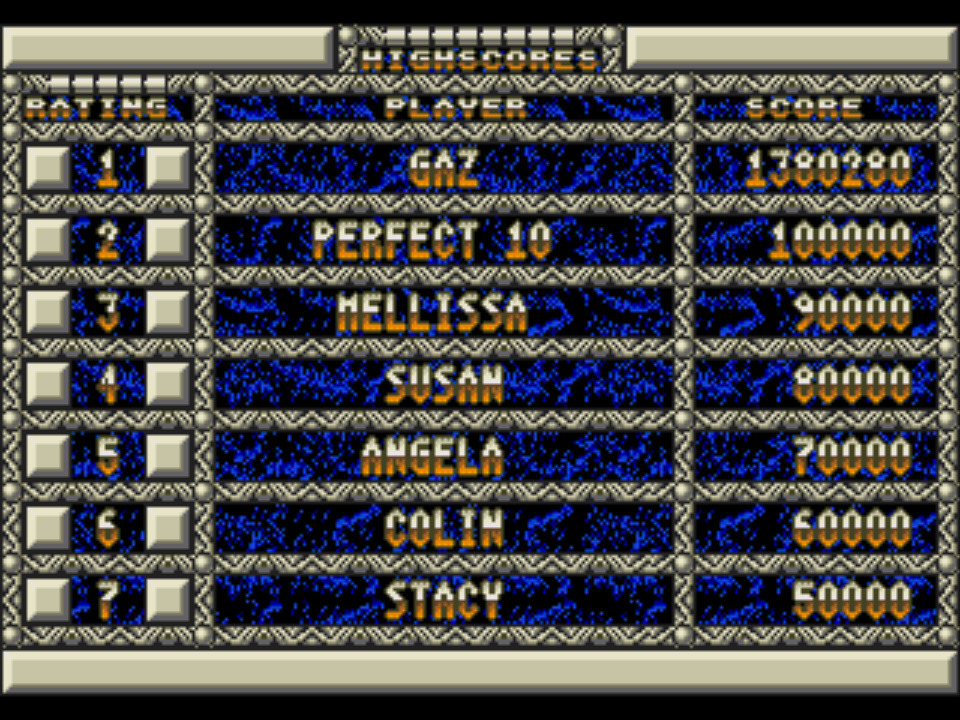 gazzhally: Predator 2 [Easy] (Sega Genesis / MegaDrive Emulated) 1,380,280 points on 2016-12-06 15:50:47