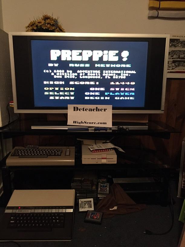 Deteacher: Preppie (Atari 400/800/XL/XE) 11,440 points on 2016-05-08 06:06:29