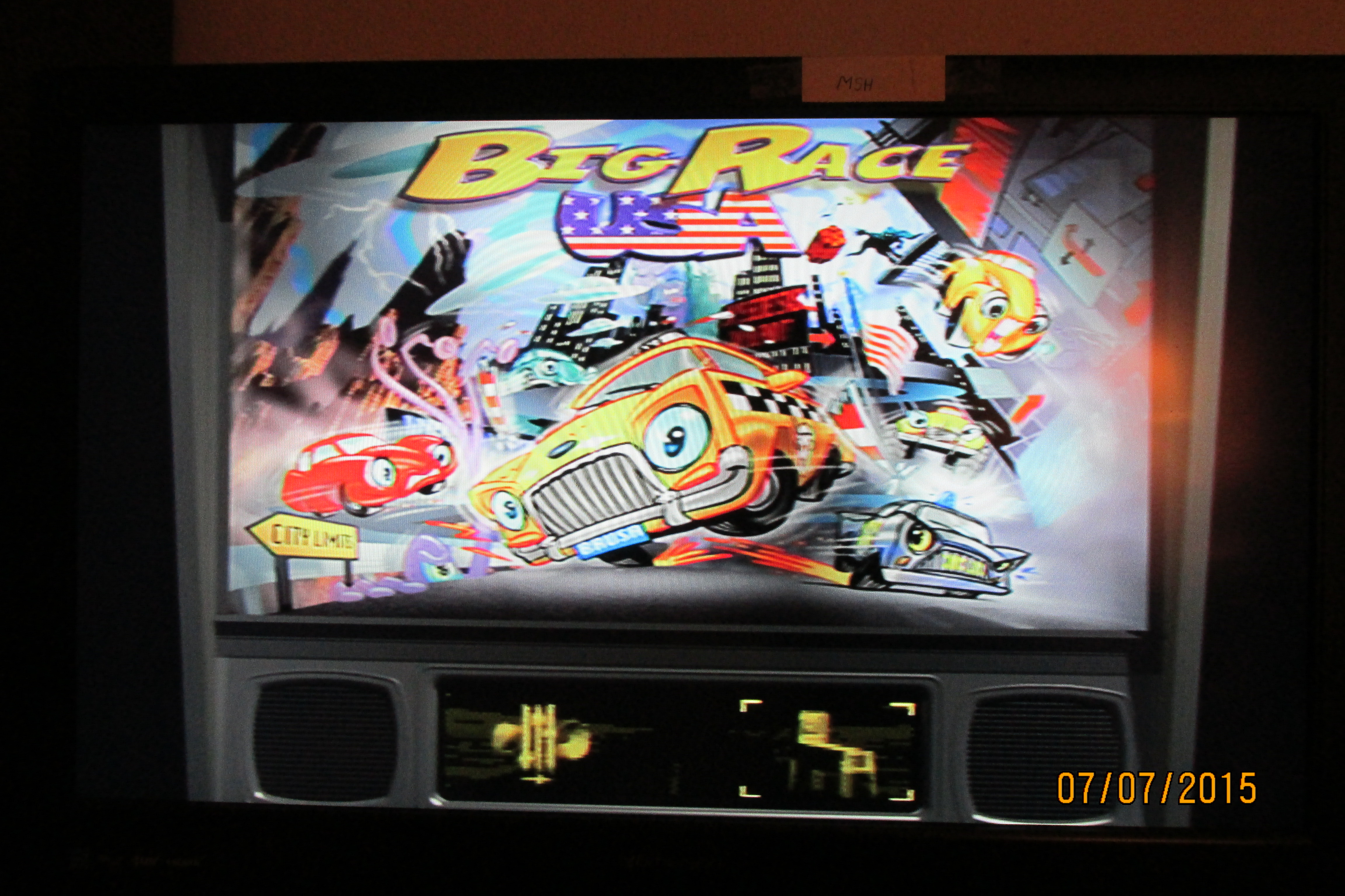 Mark: Pro Pinball: Big USA [Normal] (Playstation 1) 64,745,390 points on 2015-07-12 22:28:57