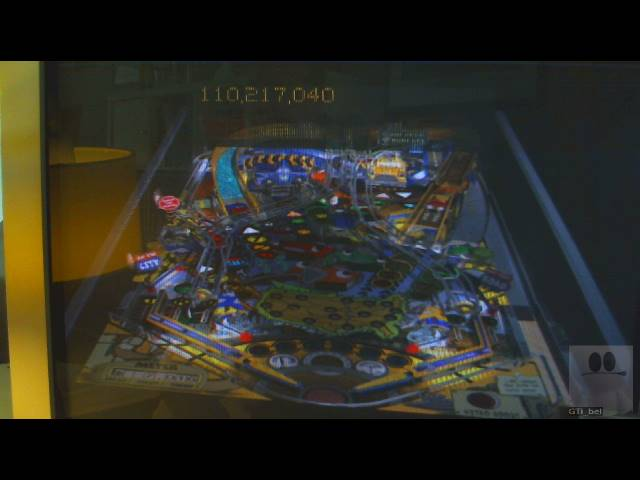 GTibel: Pro Pinball: Big USA [Normal] (Playstation 1) 110,217,040 points on 2019-05-27 06:32:27