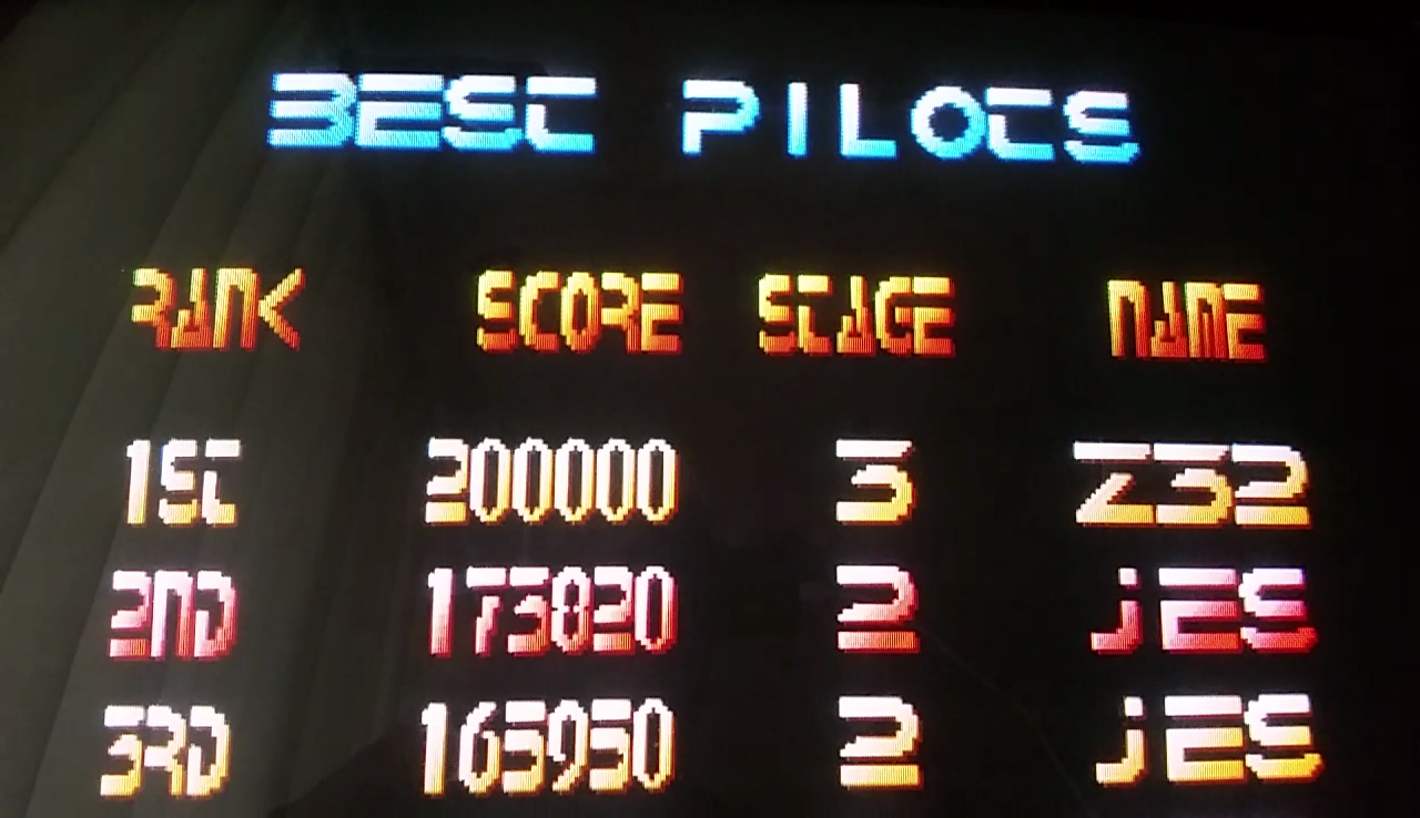 JES: Pulstar (Arcade Emulated / M.A.M.E.) 173,820 points on 2017-04-17 17:57:15