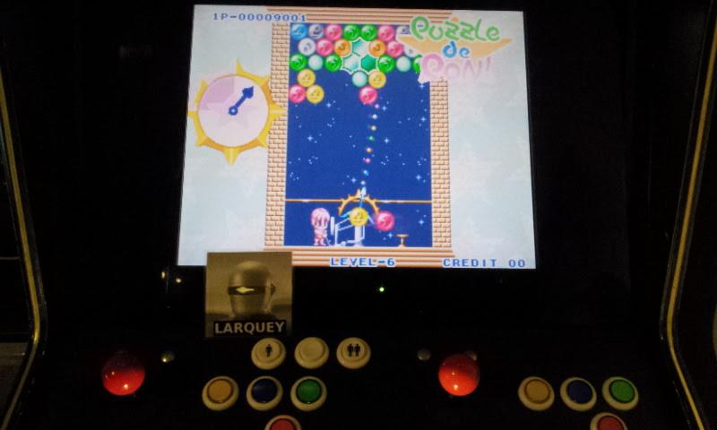 Larquey: Puzzle De Pon! (Jamma Pandora