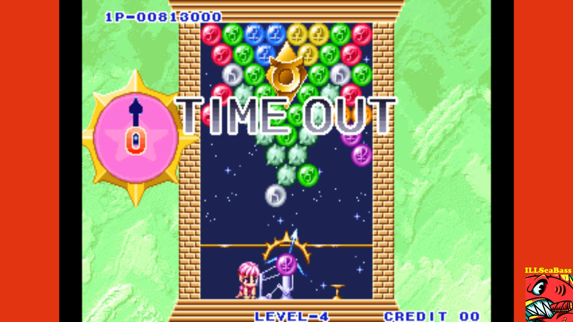 ILLSeaBass: Puzzle de Pon (Arcade Emulated / M.A.M.E.) 813,000 points on 2017-09-19 20:45:49