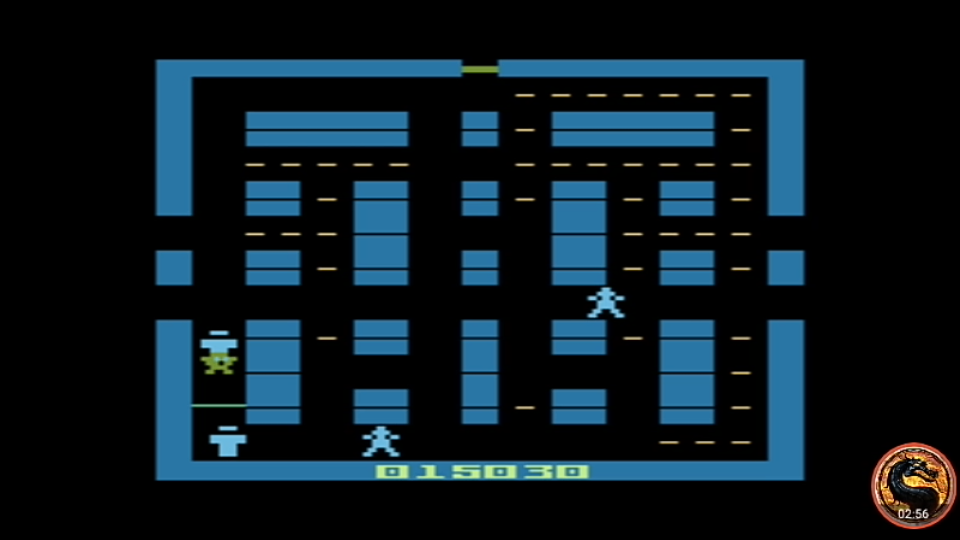 omargeddon: Pygmy (Atari 2600 Emulated Expert/A Mode) 15,030 points on 2019-12-09 22:23:12
