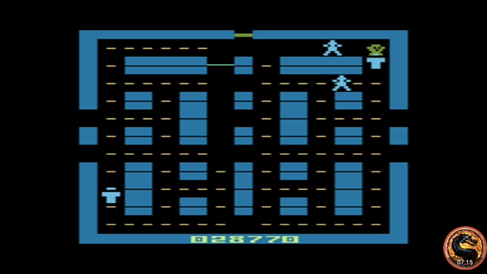 omargeddon: Pygmy (Atari 2600 Emulated Novice/B Mode) 28,770 points on 2019-12-09 22:21:48