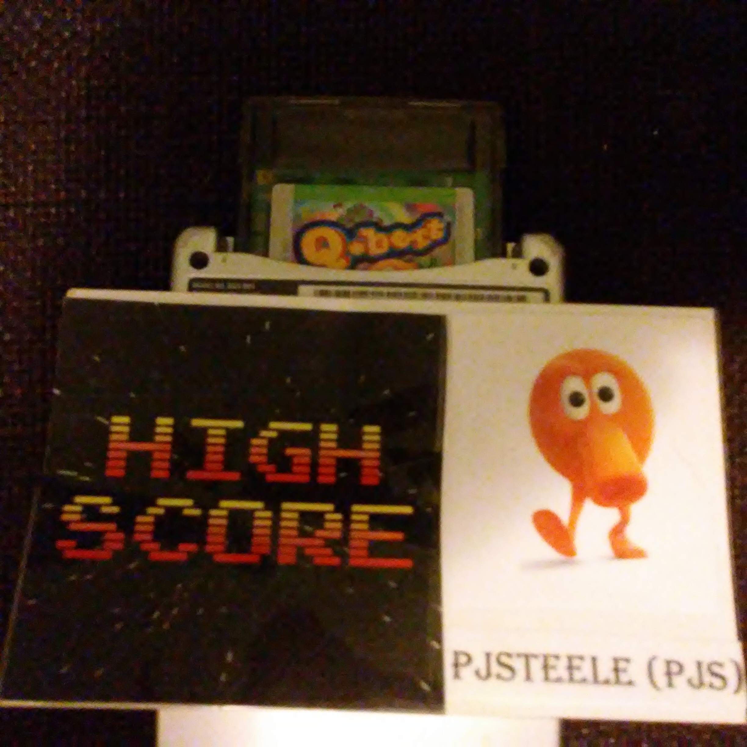 Q*Bert: Arcade 28,780 points