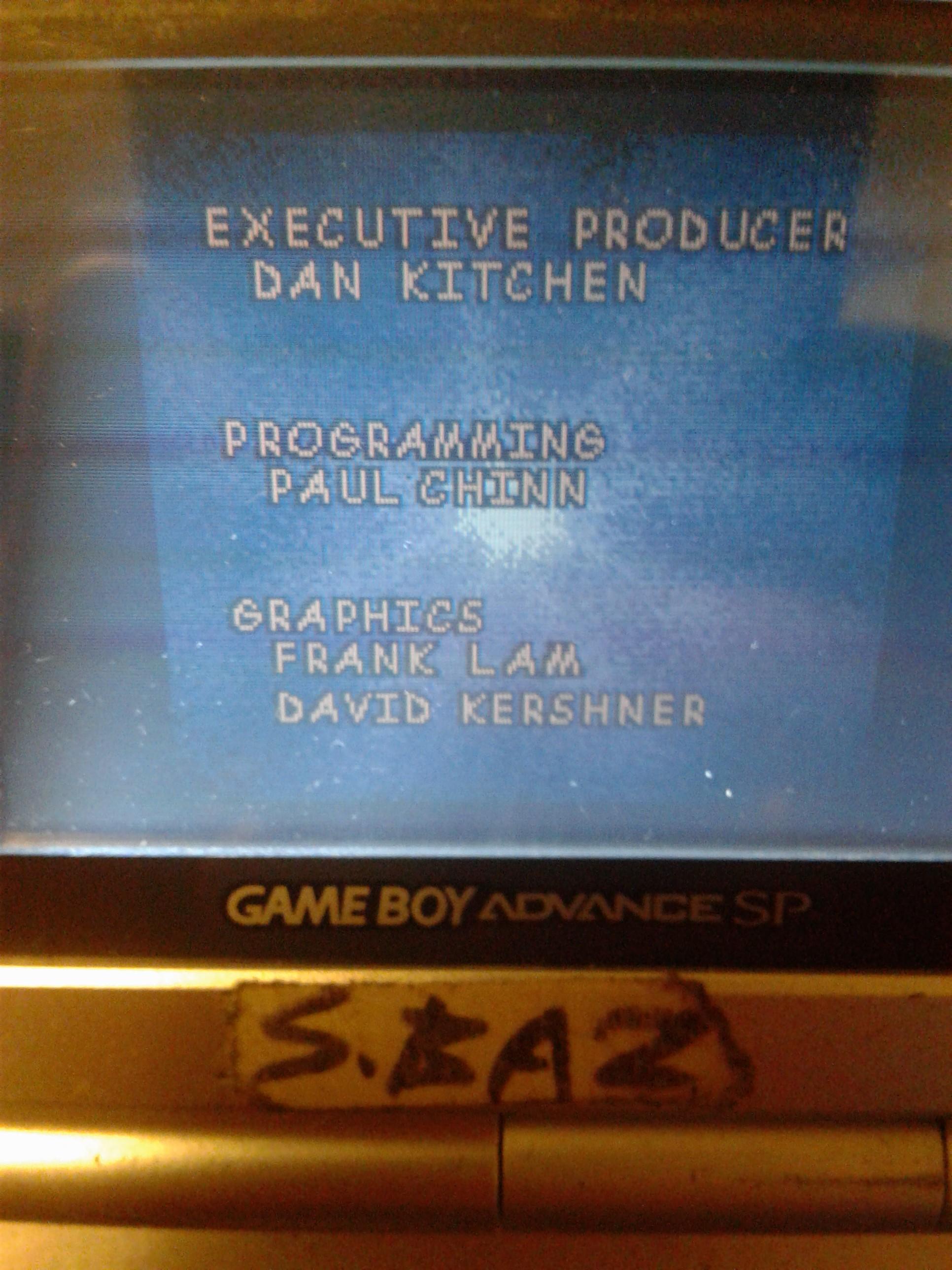 S.BAZ: Q*bert (Game Boy Color) 11,350 points on 2019-08-14 12:39:14