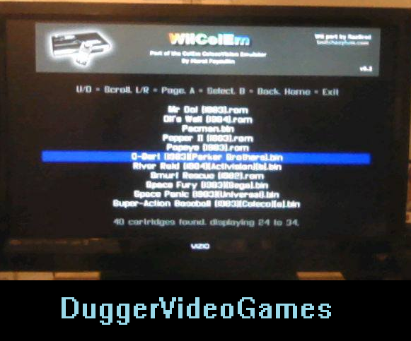 DuggerVideoGames: Q*bert: Skill 3 (Colecovision Emulated) 130,490 points on 2016-04-01 01:15:10