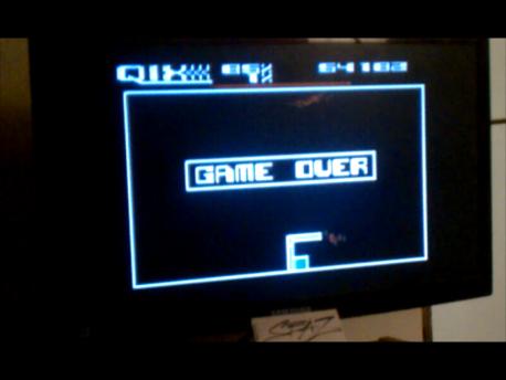 S.BAZ: Qix: Expert (Atari 5200) 54,182 points on 2016-02-25 03:47:04