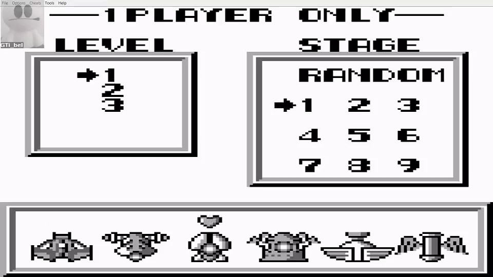 GTibel: Quarth: Level 1 (Game Boy Emulated) 163,560 points on 2016-07-13 16:22:25