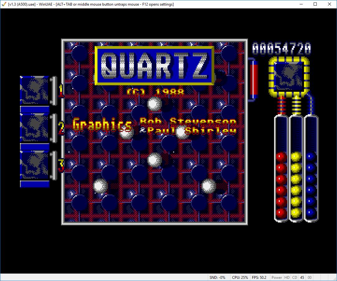 Quartz 54,720 points