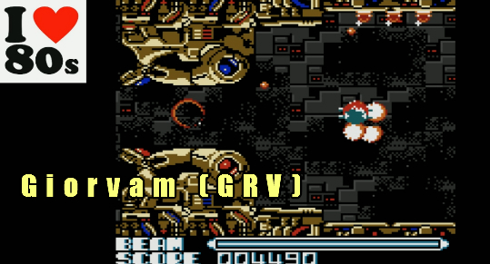 Giorvam: R-Type DX (Game Boy Color Emulated) 4,490 points on 2018-02-06 13:09:06
