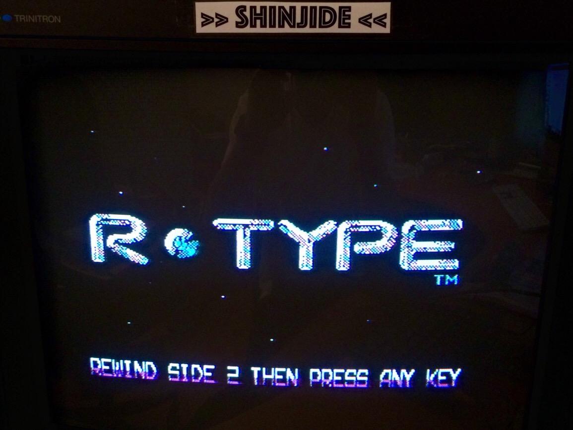 SHiNjide: R-Type (ZX Spectrum) 62,000 points on 2015-07-13 12:59:24