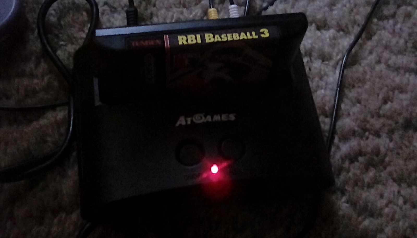 RBI Baseball 3 [Point Difference] 1 points