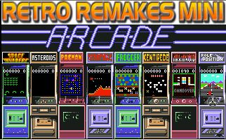 RRMA: Arkanoid 1,090 points
