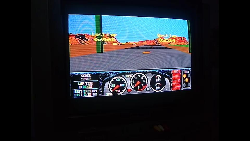 omargeddon: Race Drivin