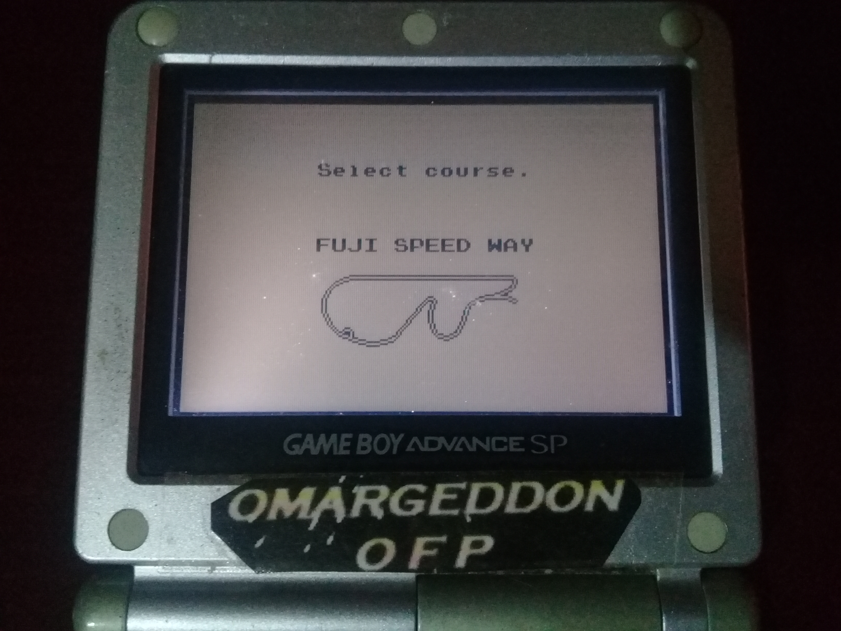 omargeddon: Racing Tamashii: Fuji Speedway [Practice] (Game Boy) 0:03:23.75 points on 2020-06-07 16:48:09