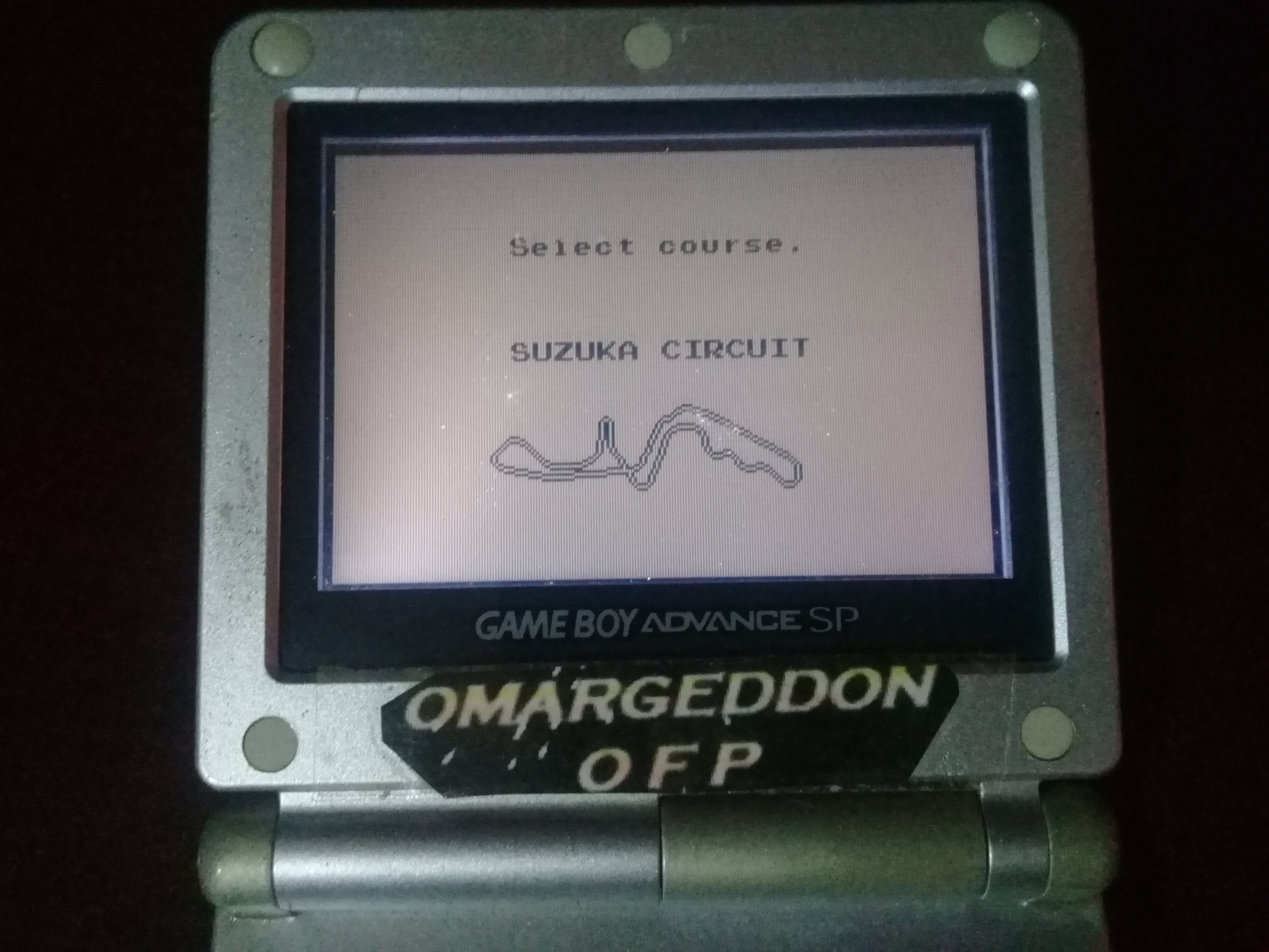 omargeddon: Racing Tamashii: Suzuka Circuit [Practice] [Best Lap] (Game Boy) 0:01:32.05 points on 2020-06-07 16:14:24