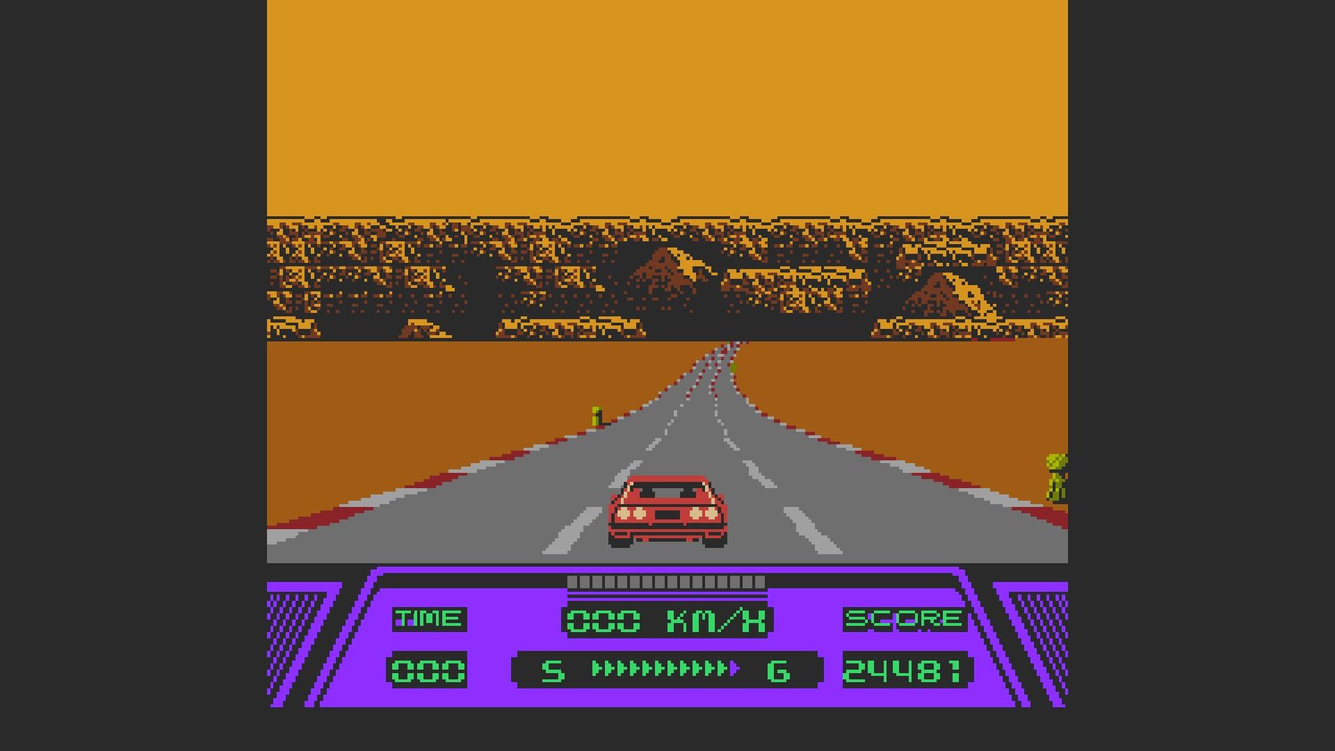 AkinNahtanoj: Rad Racer (NES/Famicom Emulated) 24,481 points on 2020-09-26 09:42:33
