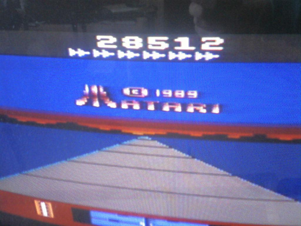 Radar Lock 28,512 points