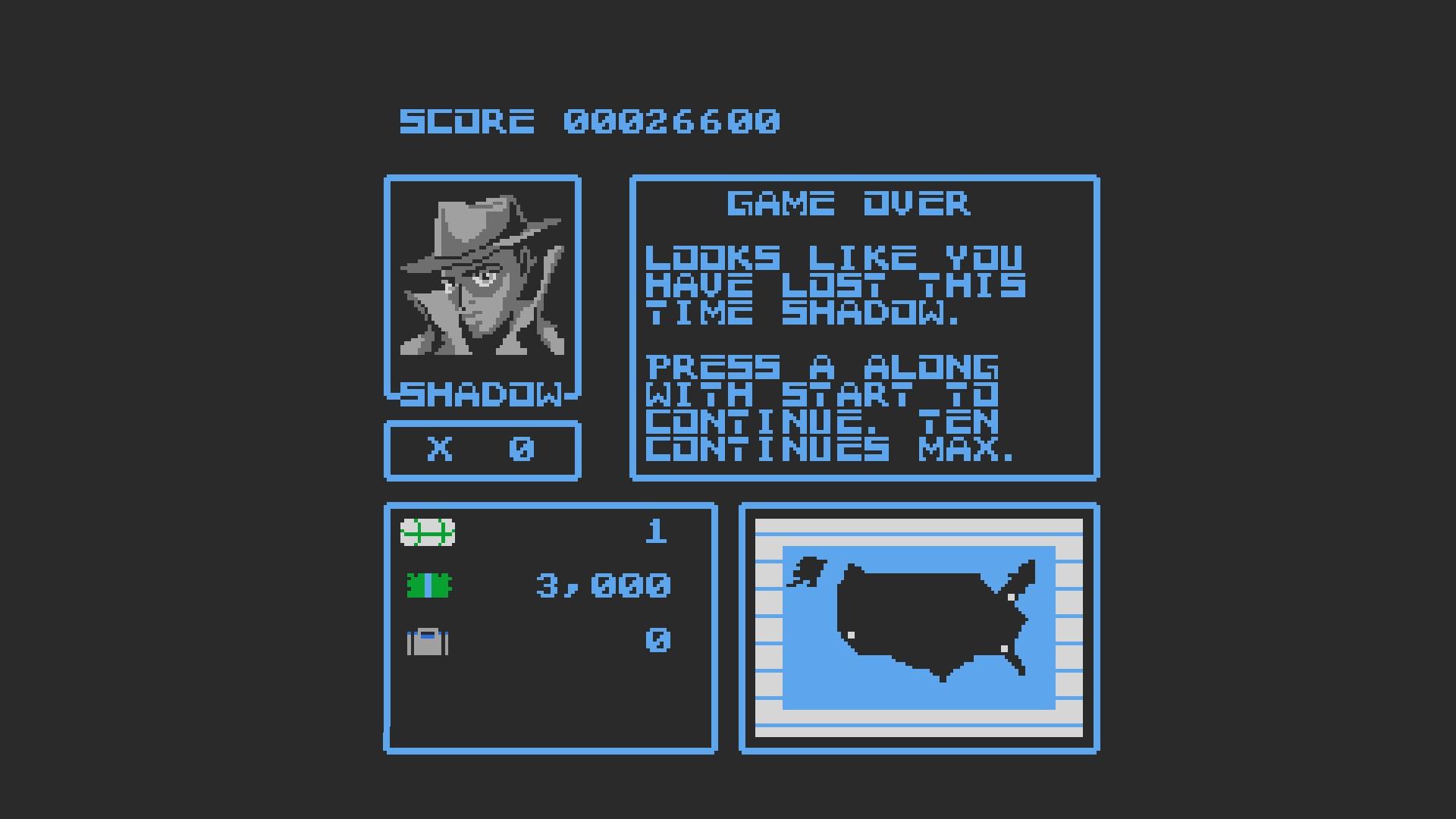 AkinNahtanoj: Raid 2020 (NES/Famicom Emulated) 26,600 points on 2020-10-27 09:22:47