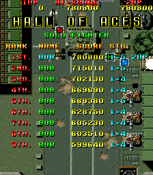 Pessimeister: Raiden (Arcade Emulated / M.A.M.E.) 780,800 points on 2019-11-17 01:13:12