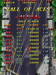 Dumple: Raiden DX [Training] [raidendx] (Arcade Emulated / M.A.M.E.) 1,039,610 points on 2018-03-04 10:03:44