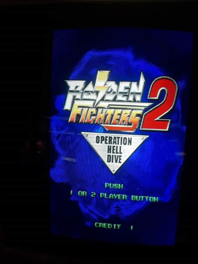 Raiden Fighters 2 330,030 points