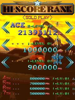 Dumple: Raiden Fighters Jet [rfjet] (Arcade Emulated / M.A.M.E.) 21,393,112 points on 2019-07-07 08:46:41