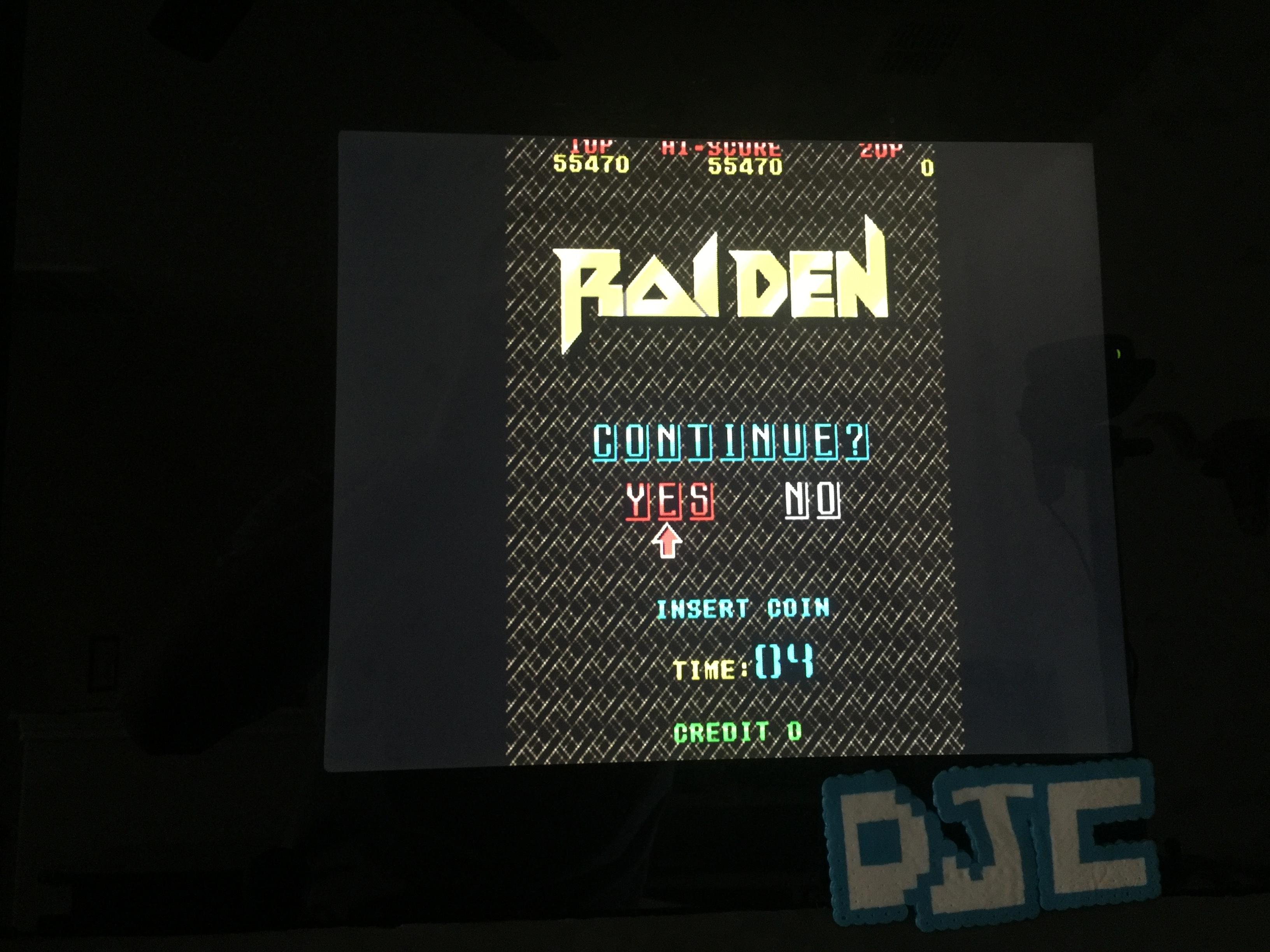 derek: Raiden (Jamma Pandora