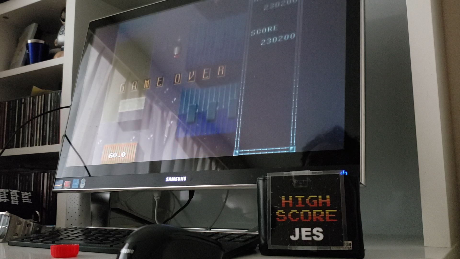 JES: Raiden Trad [Easy] (Sega Genesis / MegaDrive Emulated) 230,200 points on 2020-09-24 15:00:52
