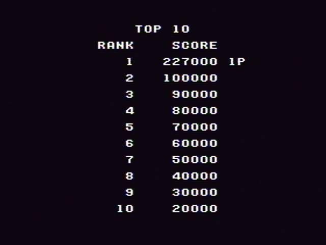 Raiden Trad 227,000 points