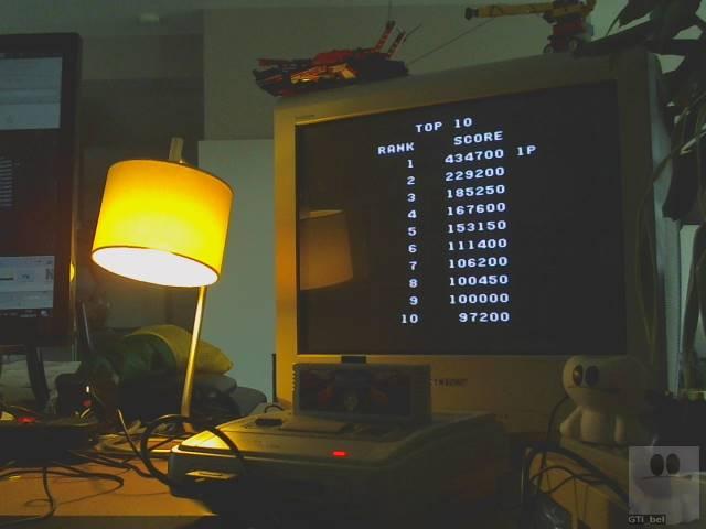 GTibel: Raiden Trad (SNES/Super Famicom) 434,700 points on 2019-08-16 10:49:03