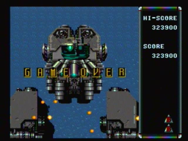 derek: Raiden Trad (Sega Genesis / MegaDrive) 323,900 points on 2017-01-12 17:02:14